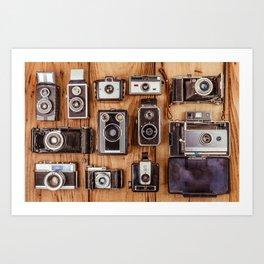 Photographer's History Art Print