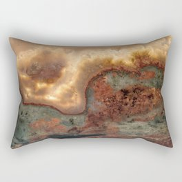 Idaho Gem Stone 39 Rectangular Pillow
