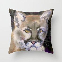 Born This Way Throw Pillow