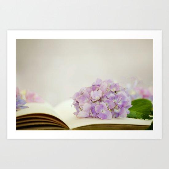 Every Flower Tells A Story Art Print