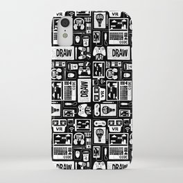 It's a Game Dev World iPhone Case
