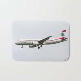 Middle Eastern Airlines Airbus Bath Mat
