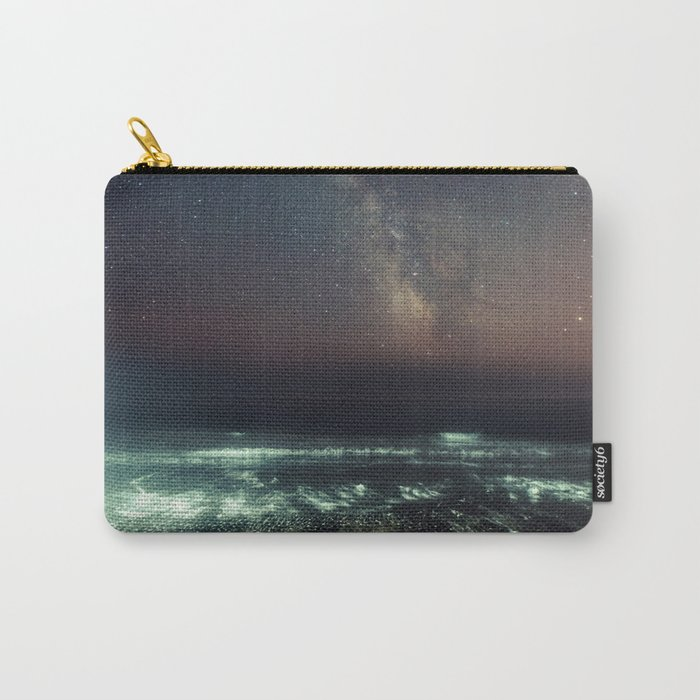 Galactic Beach Carry-All Pouch