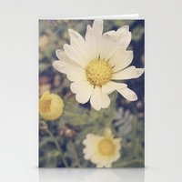 vintage flowers Stationery Cards featuring Vintage flowers by Herzensdinge