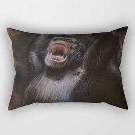 THE MISSING 2 PERCENT Rectangular Pillow