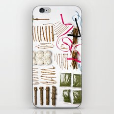 Packed Christmas iPhone & iPod Skin