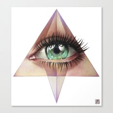 Eye of Providence Canvas Print