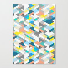 New Harlequin Canvas Print
