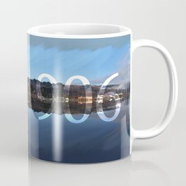 Houghton, MI. Lift Bridge - 906 Edition Coffee Mug