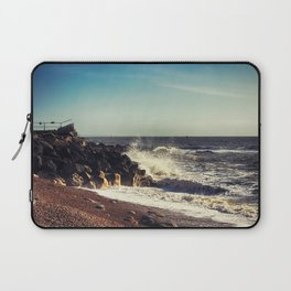 Battered Rocks Laptop Sleeve