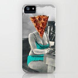pizzaface iPhone Case
