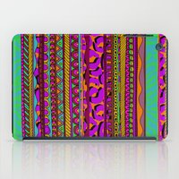 tribal iPad Cases featuring Tribal by Aimee St Hill