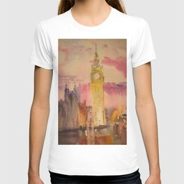 London time T-shirt