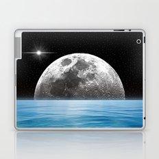 Moon Ocean Laptop & iPad Skin
