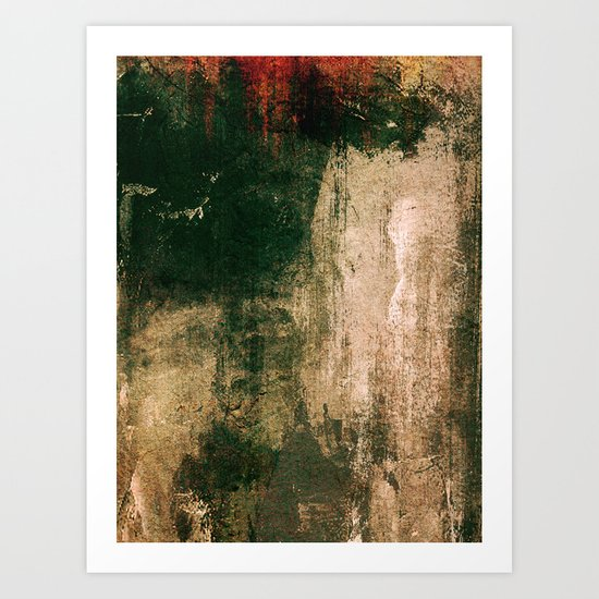 La Parte Que Más Le Convenga Art Print