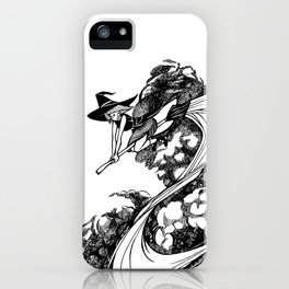 launching inktober iPhone Case