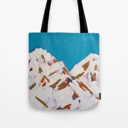 The Mountain 2016 Tote Bag