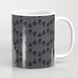 Trendy Ornamental Allover Arabesque Coffee Mug