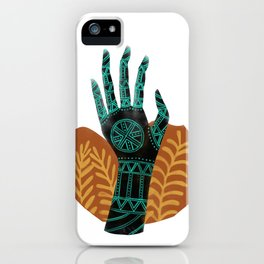 Goddess of the First Harvest iPhone Case