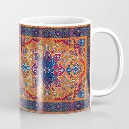 N86 - Vintage Boho Berber Moroccan Handmade Style Design. Coffee Mug