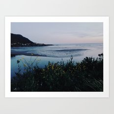 Yachats, Oregon Art Print