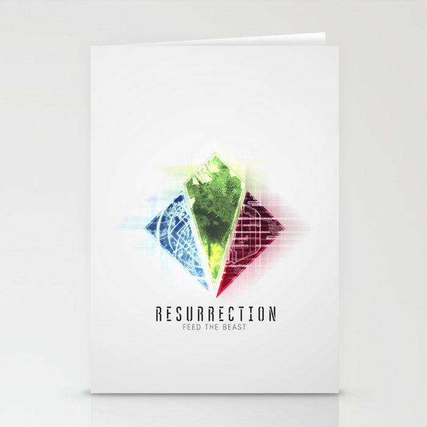 Resurrection Stationery Cards