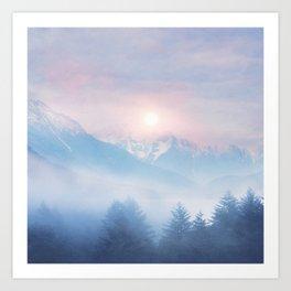 Pastel vibes 11 c.o. Art Print