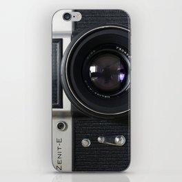 Zenith E iPhone Skin