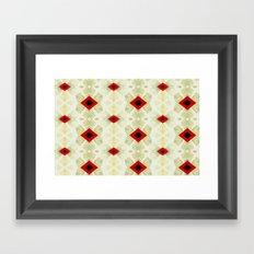 Formations Framed Art Print