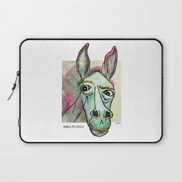 Pablo Pic-Ass-O Laptop Sleeve