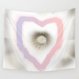 Love you and me Wall Tapestry