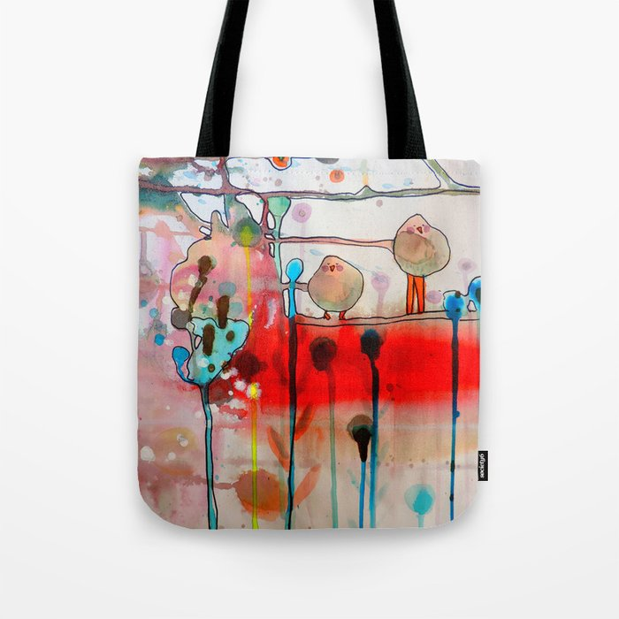 the first time Tote Bag