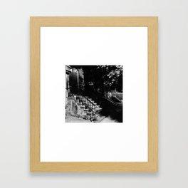 Lark Stoop Trio Framed Art Print