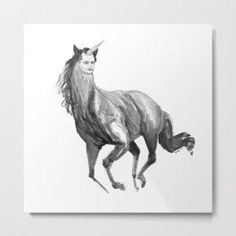 Steve Buscemi unicorn Metal Print