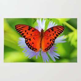 Passion Butterfly Rug