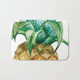 Pineapple , tropical , hawaii , summer , fruit , Bath Mat