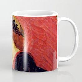 """Edward Burne-Jones """"An Angel Playing a Flageolet"""" (2) Coffee Mug"""