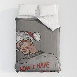 Tony (The Dead Guy In The Elevator In Die Hard) Comforters