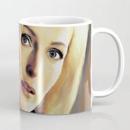 Stella Gibson oli color painting Coffee Mug