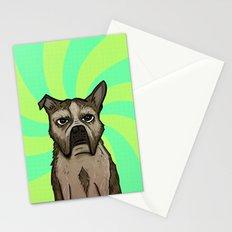 Dog Hypnosis Stationery Cards