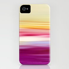 abstract sundown iPhone (4, 4s) Slim Case