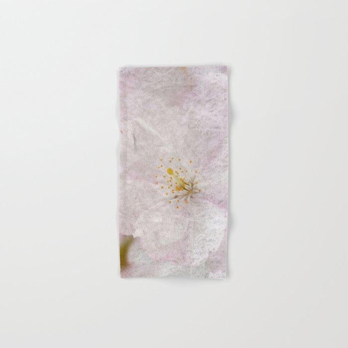 Cherry Blossom #8 Hand & Bath Towel