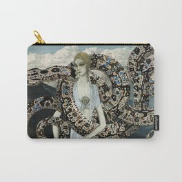 Serpents and Mountains Carry-All Pouch