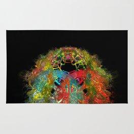 Colorful Mess Rug