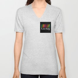 Love Freely Unisex V-Neck