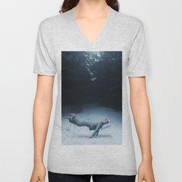 An Underwater Spell Unisex V-Neck