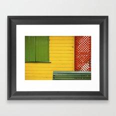 Vivid Framed Art Print