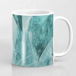 Feather Abstract Coffee Mug