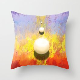 twilight ver.2 Throw Pillow