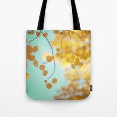 nature's gold Tote Bag